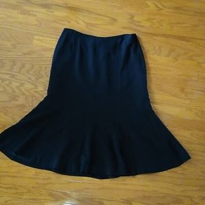 Women's Nygard Collection Flared Skirt, Size 12P